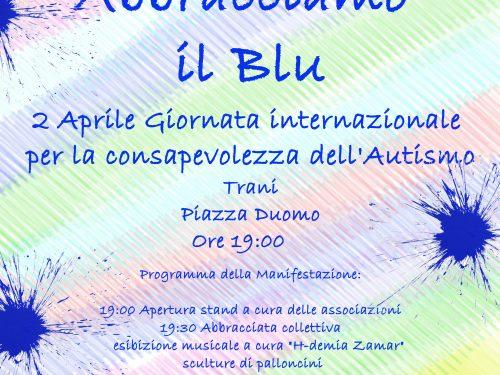 Abbracciamo il blu