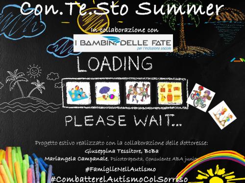 Con.Te.Sto Summer 2020