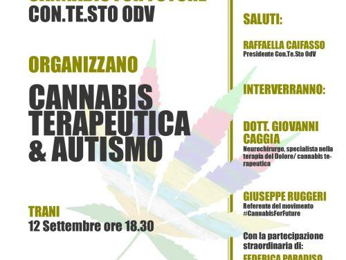 Cannabis terapeutica e Autismo